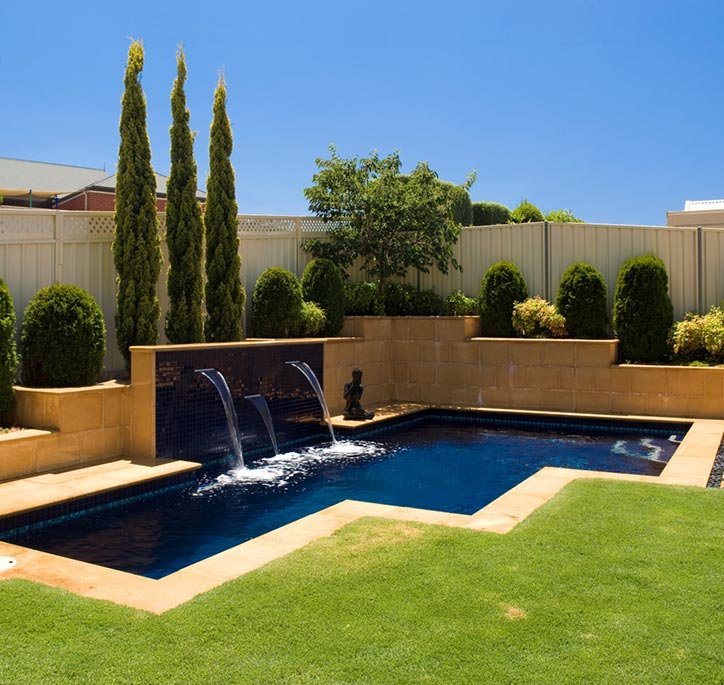 Pool Landscaping Melbourne, Pool Landscaping Designs ...
