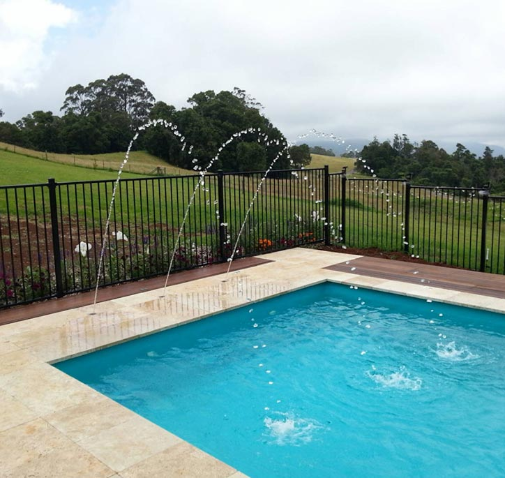 Out of Ground Pool Styles & Designs Melbourne
