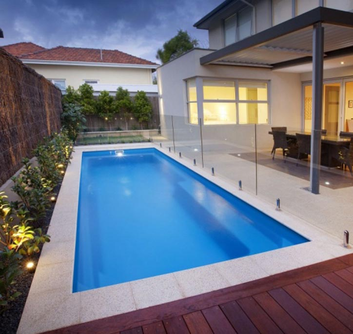 Small Spaces Pool Builders