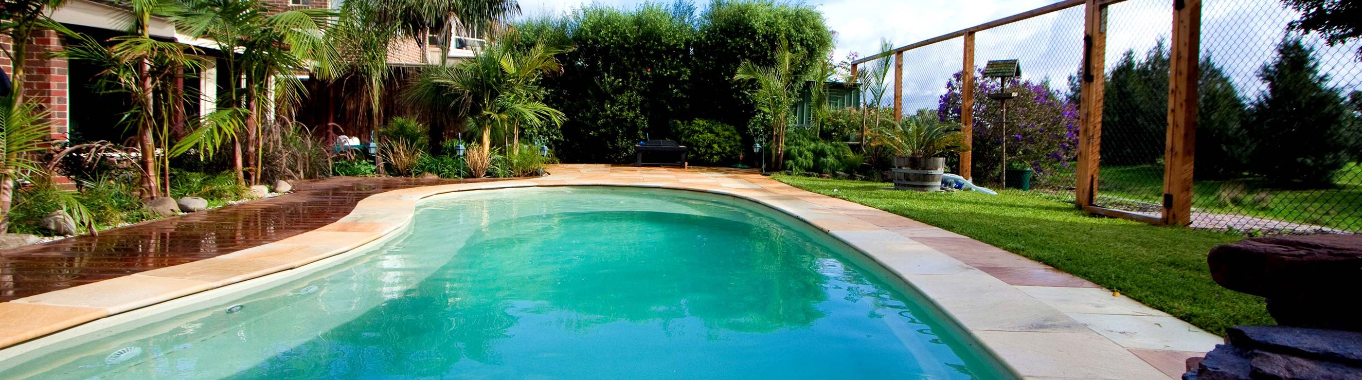 Concrete Swimming Pool Builders Melbourne, Victoria, Australia