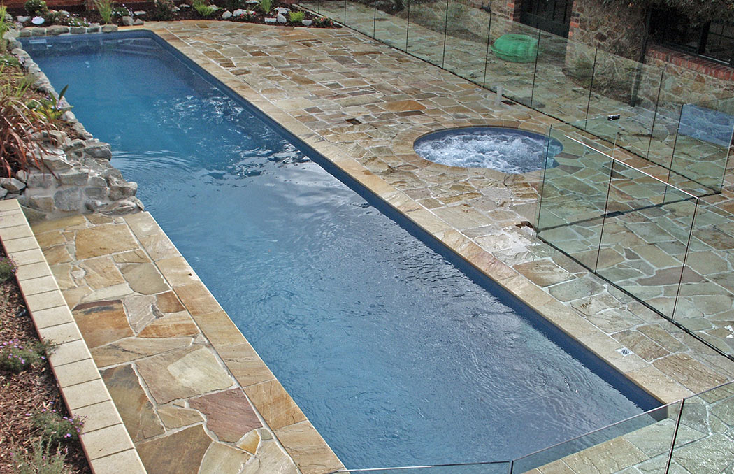 Lap Pools Design by Coral Pools