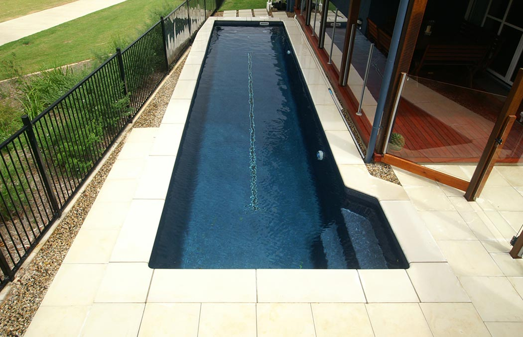 Melbourne Lap Pool Design
