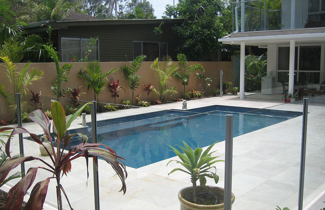Lap Pool Design Image