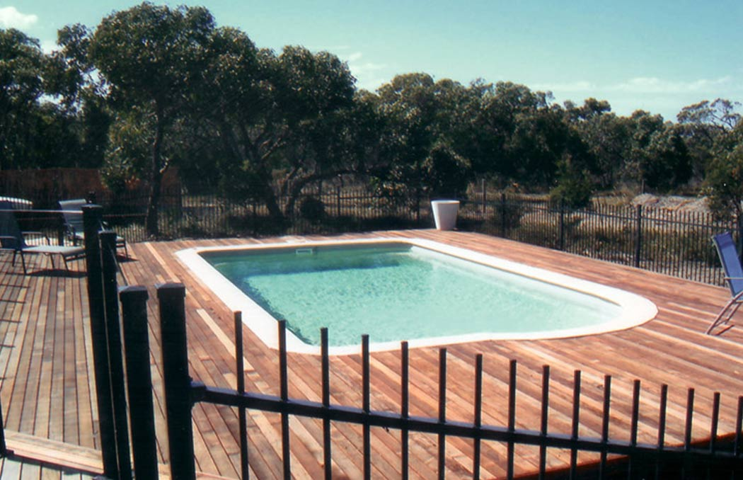 Out of Ground Pools Designs by Coral Pools