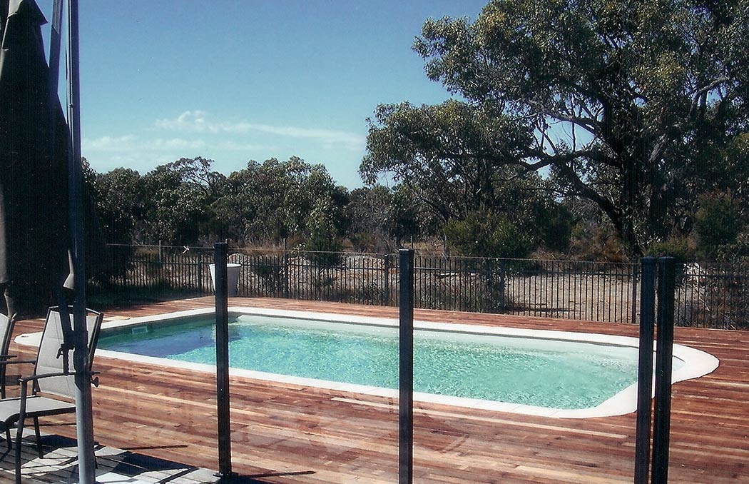 Melbourne Out of Ground Pools Designs