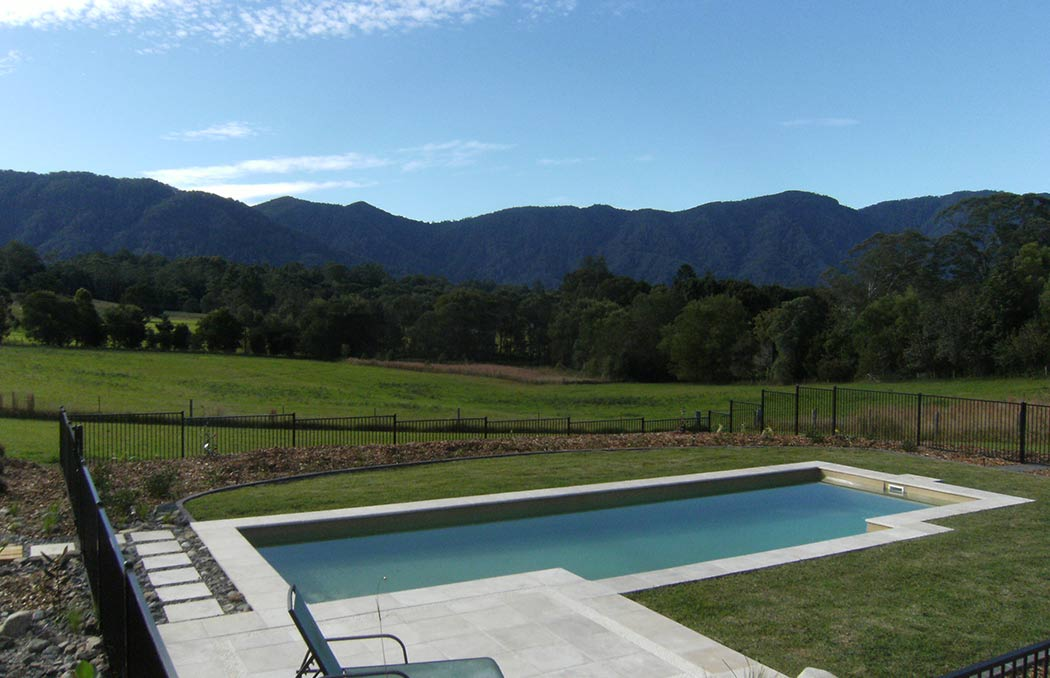 Out of Ground Pools Designs Service