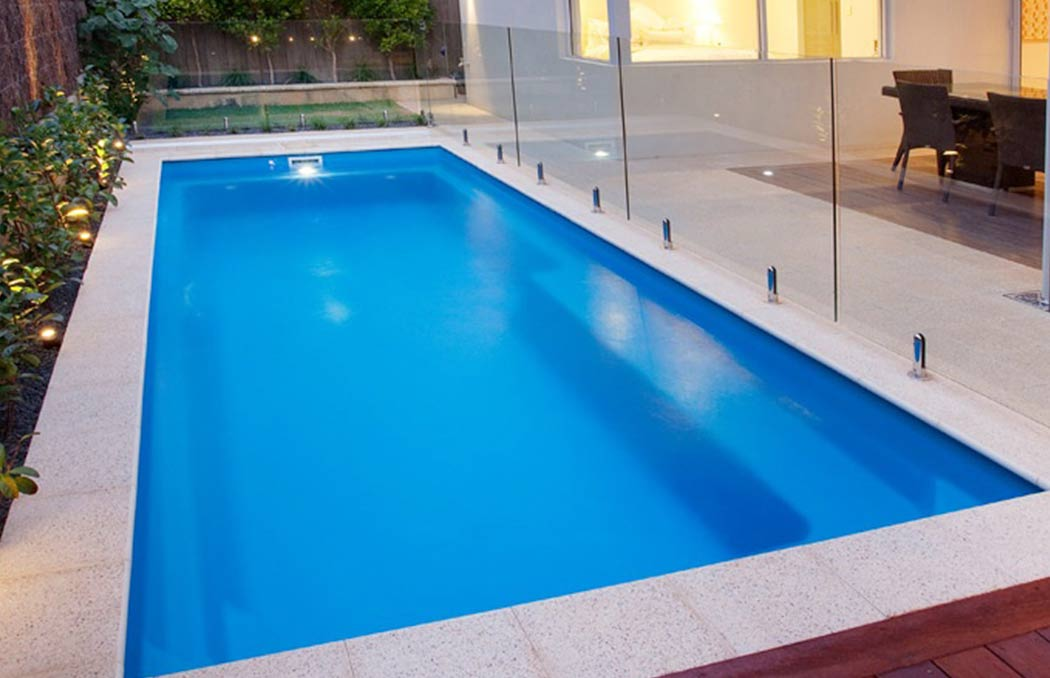 Pools for Small Spaces by Coral Pools