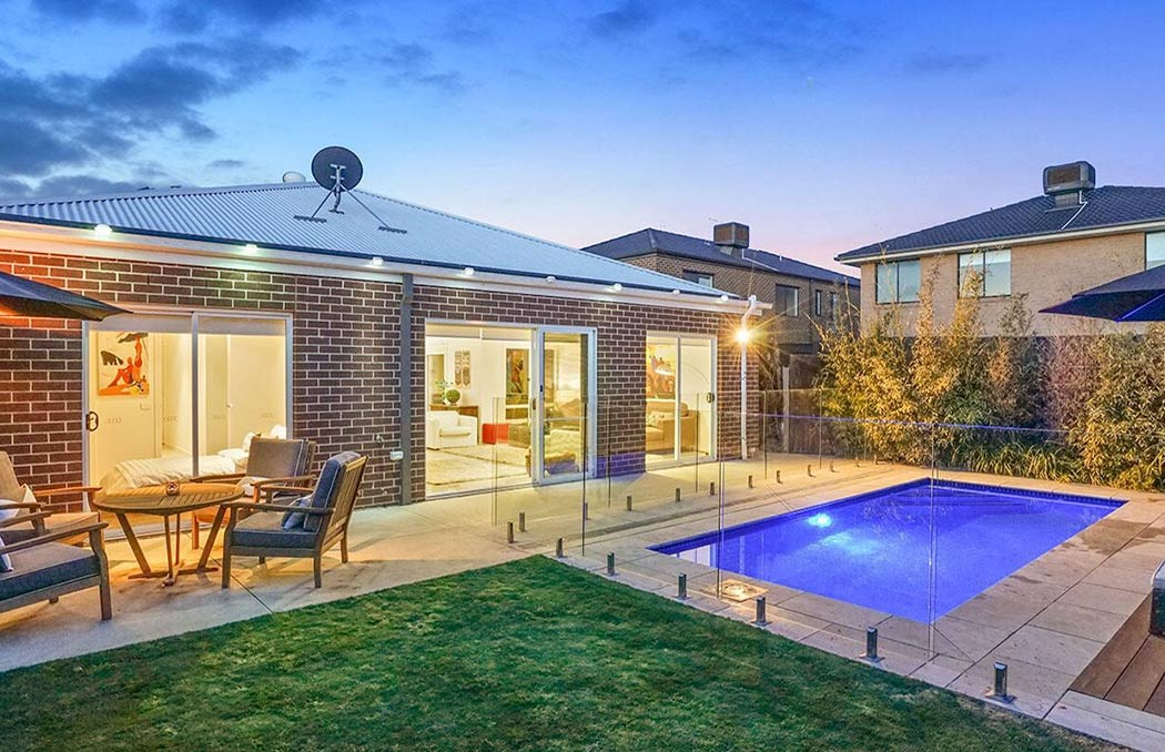 Pools for Small Spaces Sunbury