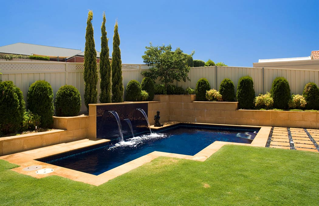 Small Spaces Pool Builders Melbourne