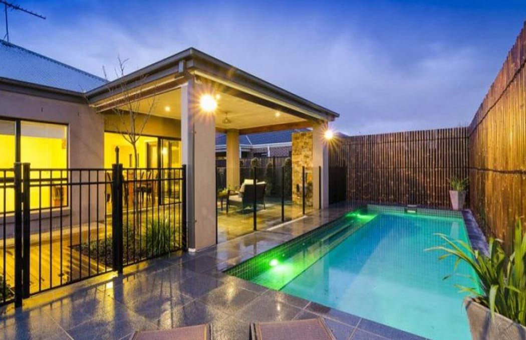Small Spaces Pool Builders Australia