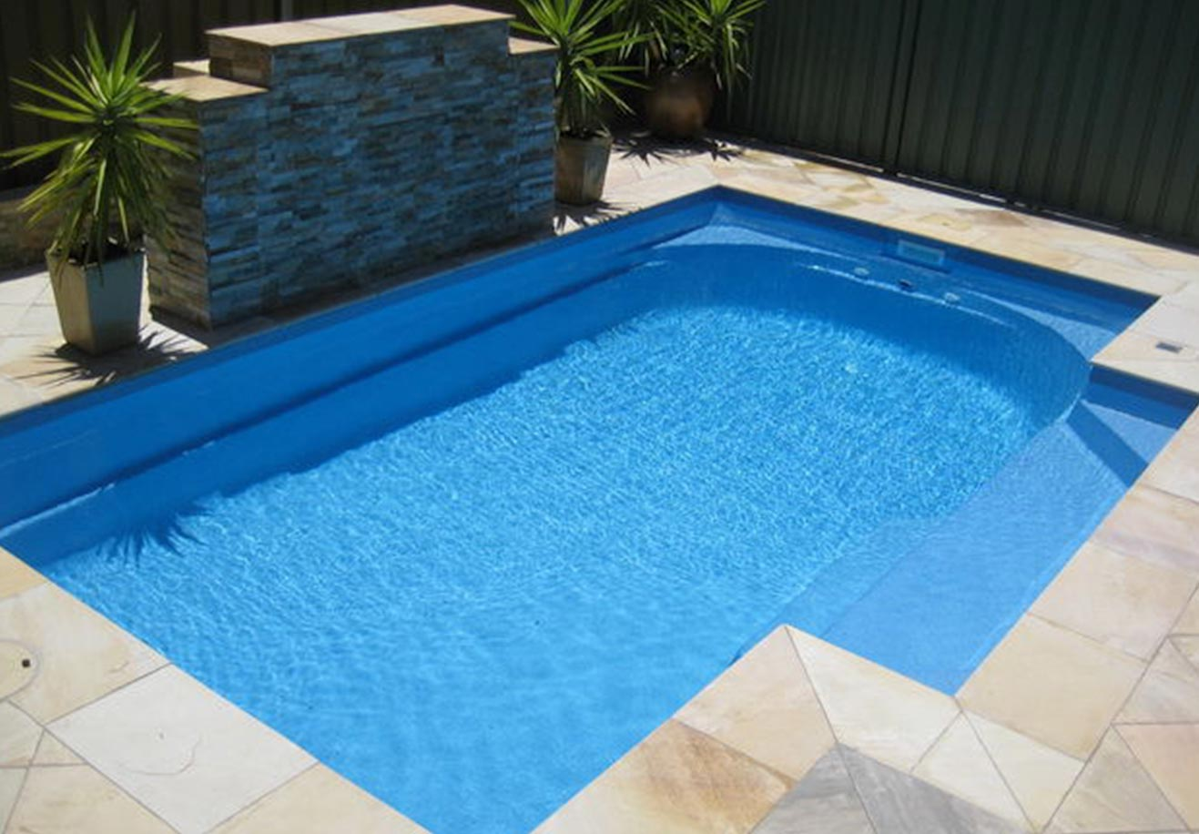 Pools For Small Spaces Coral Pools